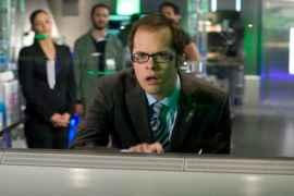 """Neil Grayston as """"Fargo"""""""