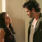 Michelle Borth and Luke Kirby