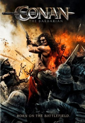 Conan the Barbarian starring Jason Momoa and Alina Puscau, Mr. Media Interviews