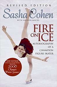 Fire on Ice by Sasha Cohen, Mr. Media Interviews