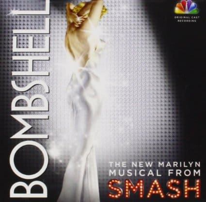 Bombshell: The New Marilyn Musical from Smash, Mr. Media Interviews