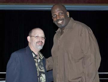 Bob Andelman, Mr. Media, Kevin 'Dotcom' Brown, Tampa Improv