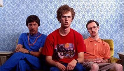 Napoleon Dynamite, Jon Gries, Jon Heder