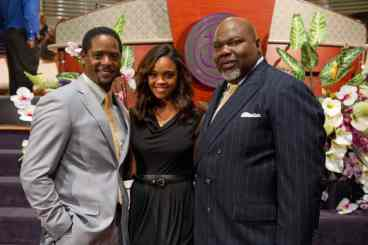 Blair Underwood, Sharon Leal, T.D. Jakes, Woman Thou Art Loosed!: On the 7th Day