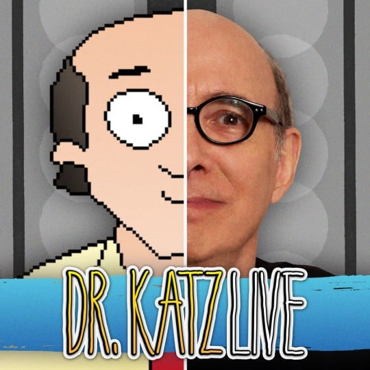 Dr. Katz Live, Jonathan Katz, Mr. Media Interviews