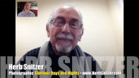 Today's Guest: Herb Snitzer, photographer     Watch the exclusive Mr. Media® interview with legendary magazine photographer Herb Snitzer by clicking on the video player above!  Mr. Media is recorded...