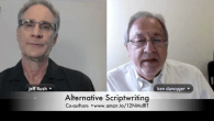 Today's Guests: Film professors Ken Dancyger & Jeff Rush, co-authors of Alternative Scriptwriting. You can watch this exclusive Mr. Media interview with film professors Ken Dancyger and Jeff Rush, co-authors...