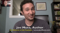 "Today's Guest: Joe Muto, former ""The O'Reilly Factor"" producer, author, The Atheist in the Foxhole Watch the exclusive Mr. Media interview with Joe Muto by watching the video player above! Mr. Media..."