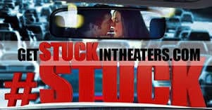 Stuck, movie poster, Madeline Zima, Joel David Moore, Stuart Acher, Mr. Media Interviews