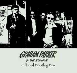 Graham Parker and The Rumour, Official Bootleg Box, Mr. Media Interviews