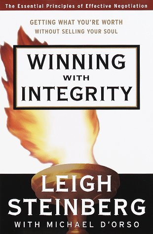 Winning With Integrity, Leigh Steinberg, sports agent, Mr. Media Interviews