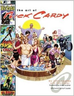 The Art of Nick Cardy by John Coates, TwoMorrows, Mr. Media Interviews