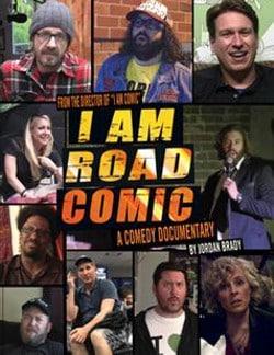 I Am Road Comic by film director Jordan Brady, Mr. Media Interviews