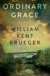 Ordinary Grace by William Kent Krueger, Mr. Media Interviews