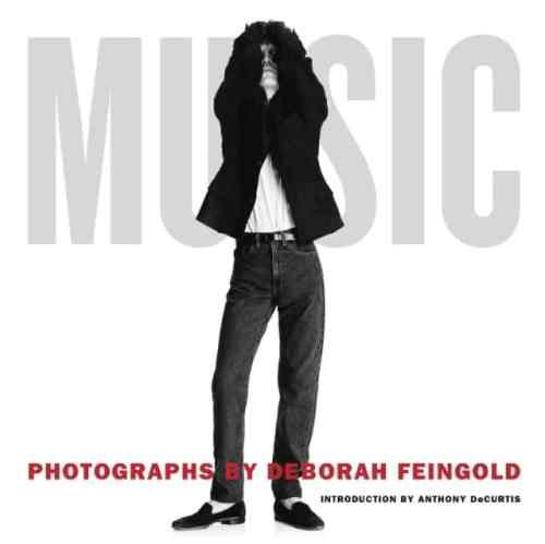 Music by Deborah Feingold, rock photographer, Mr. Media Interviews