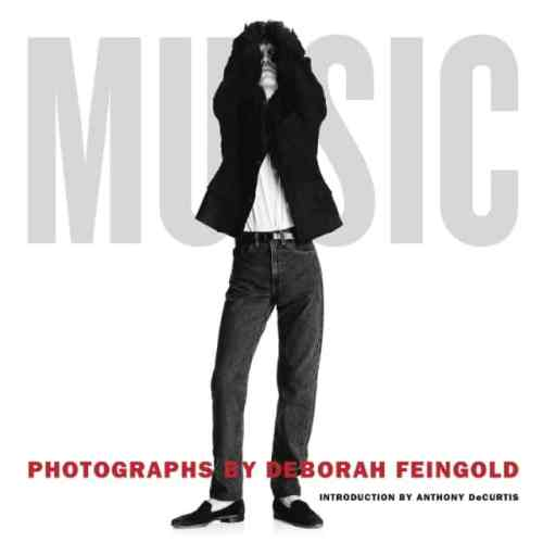 Music by Deborah Feingold, rock photographer, Mr. Media Interviews
