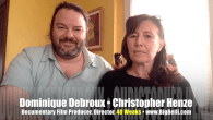 Today's Guests: Dominique Debroux and Christopher Henze, documentary filmmakers, 40 Weeks   Watch this exclusive Mr. Media interview with 40 Weeks documentary filmmakers Dominique Debroux and Christopher Henze by clicking on the video...