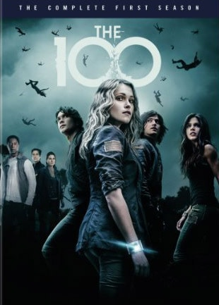 The 100: The Complete First Season, DVD, Chelsey Reist, Mr. Media Interviews