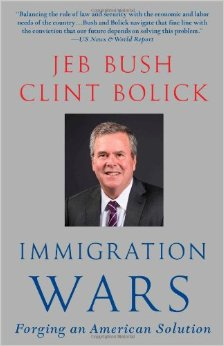 Immigration Wars by Jeb Bush and Clint Bolick, Mr. Media Interviews