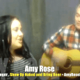 "Today's Guest: Amy Rose, country singer, performs ""Party Like A Redneck (Redneck Reunion),"" ""Show Up Naked and Bring Beer""   Watch this exclusive Mr. Media interview with country singer Amy Rose,..."