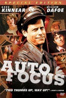 Auto Focus starring Greg Kinnear as Bob Crane, Mr. Media Interviews