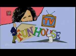 SNL's 'Saturday TV Funhouse' by J.J. Sedelmaier and Robert Smigel, Mr. Media Interviews