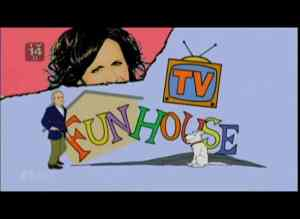 SNL's 'Saturday TV Funhouse' by J.J. Sedelmaier and Robert Smigel, Mr. Media Interviews