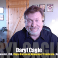 Today's Guest: Daryl Cagle, editorial cartoonist   Watch this exclusive Mr. Media interview with syndicated editorial cartoonist Daryl Cagle by clicking on the video player above!  Mr. Media is recorded...