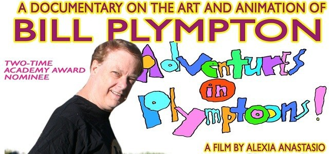 Adventures in Plymptoons featuring the animated films of Bill Plympton, Mr. Media Interviews