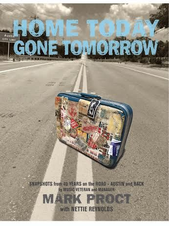 Home Today, Gone Tomorrow by Mark Proct, Mr. Media Interviews