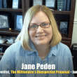 """<div class=""""at-above-post-cat-page addthis_tool"""" data-url=""""https://mrmedia.com/2015/09/vegas-romance-affects-millionaires-unexpected-proposal-video-interview/""""></div>Today's Guest: Today's Guest: Jane Peden, romance novelist,The Millionaire's Unexpected Proposal  Watch this exclusive Mr. Media interview with romance novelist Jane Peden by clicking on the video player above!...<!-- AddThis Advanced Settings above via filter on wp_trim_excerpt --><!-- AddThis Advanced Settings below via filter on wp_trim_excerpt --><!-- AddThis Advanced Settings generic via filter on wp_trim_excerpt --><!-- AddThis Share Buttons above via filter on wp_trim_excerpt --><!-- AddThis Share Buttons below via filter on wp_trim_excerpt --><div class=""""at-below-post-cat-page addthis_tool"""" data-url=""""https://mrmedia.com/2015/09/vegas-romance-affects-millionaires-unexpected-proposal-video-interview/""""></div><!-- AddThis Share Buttons generic via filter on wp_trim_excerpt -->"""