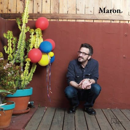 Maron Soundtrack, Marc Maron on IFC, Mr. Media Interviews
