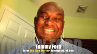 "Today's Guest: Tommy Ford, star of the faith-based web TV series ""The Club"" and co-star of the long-running Martin Lawrence sitcom ""Martin.""   Watch this exclusive Mr. Media interview with..."