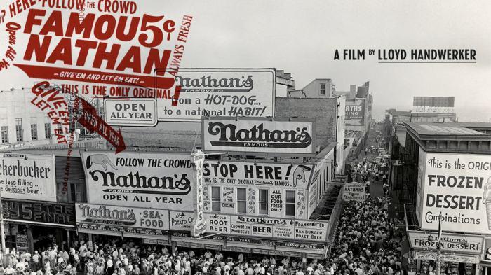 Famous Nathan, a documentary film by Lloyd Handwerker, Mr. Media Interviews