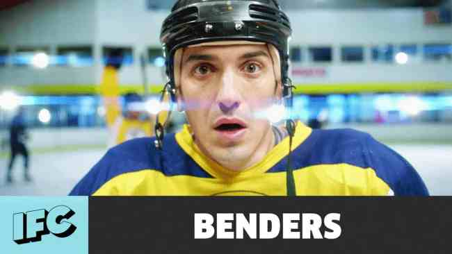 Andrew Schulz stars in Benders, Mr. Media Interviews