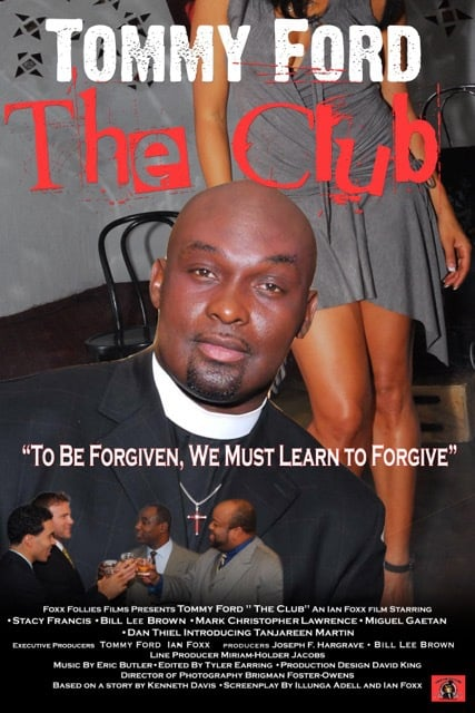 "Tommy Ford stars in the faith-based web TV series ""The Club,"" Mr. Media Interviews"