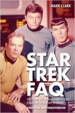 Star Trek FAQ by Mark Clark, Mr. Media Interviews