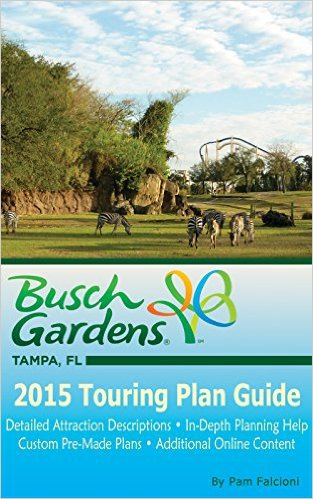 Busch Gardens 2015 Touring Plan Guide, The Wildlife Docs, Mr. Media Interviews