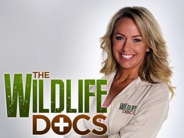 Rachel Reenstra, host, The Wildlife Docs, ABC-TV, Mr. Media Interviews