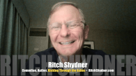 Today's Guest: Ritch Shydner, comedian   Watch this exclusive Mr. Media interview with Ritch Shydner by clicking on the video player above!  Mr. Media is recorded live before a studio […]