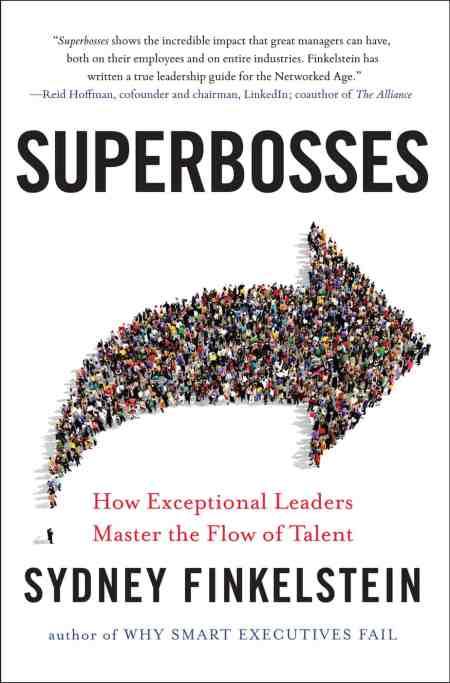 Superbosses by Sydney Finkelstein, Mr. Media Interviews