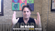 Today's Guest:Jim McBride, adult website entrepreneur, Mr. Skin.com  Watch this exclusive Mr. Media interview with Mr. Skin by clicking on the video player above! Mr. Media is recorded live...