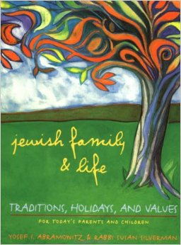 Jewish Family & Life by Yosef I Abramowitz and Rabbi Susan Silverman, Mr. Media Interviews