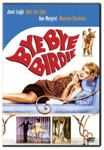 Bye Bye Birdie starring Dick Van Dick, Ann-Margaret, Bobby Rydell, Mr. Media Interviews