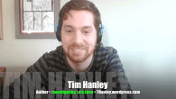 Today's Guest: Tim Hanley, author, Investigating Lois Lane, Wonder Woman Unbound   Watch this exclusive Mr. Media interview with Tim Hanley by clicking on the video player above!  Mr. Media is...