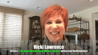 """Today's Guest: Vicki Lawrence, actress, comedienne, """"The Carol Burnett Show,"""" """"Mama's Family""""  Watch this exclusive Mr. Media interview with Vicki Lawrence by clicking on the video player above! Mr...."""