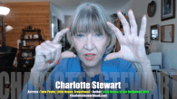 "Today's Guest: Charlotte Stewart, actress, ""Twin Peaks,"" ""Little House on the Prairie,"" Eraserhead, author, Little House in the Hollywood Hills: A Bad Girl's Guide to Becoming Miss Beadle, Mary, and..."
