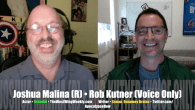 "Today's Guests: Joshua Malina, actor, ""Scandal,"" ""The West Wing,"" ""Sports Night,"" podcast host, ""The West Wing Weekly""; Rob Kutner, creator, ""Runaway Brains,"" monologue writer, ""Conan""     Watch this exclusive..."