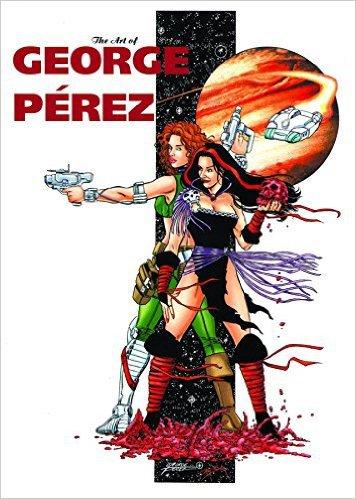 Art of George Perez, Mr. Media Interviews