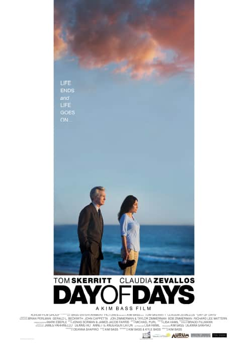 Day of Days stars Tom Skerritt and Claudia Zevallos, Mr. Media Interviews
